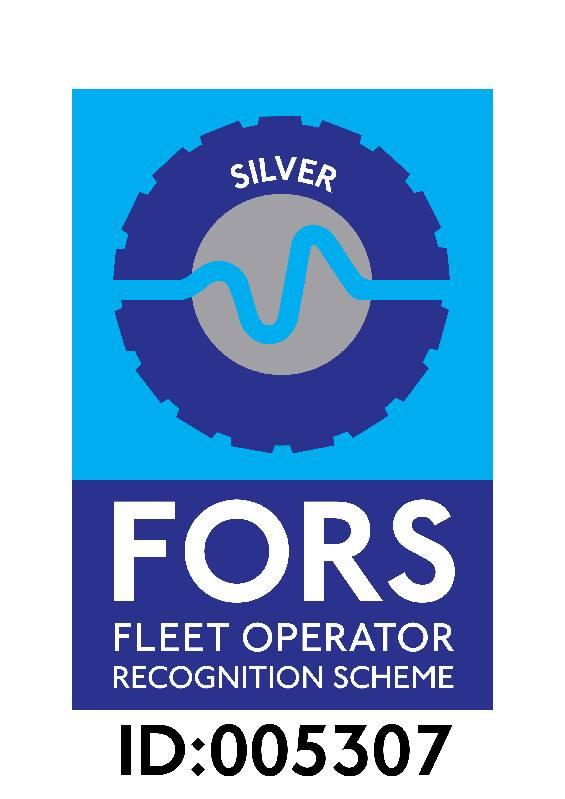 Hopcroft Transport 005307 FORS silver logo