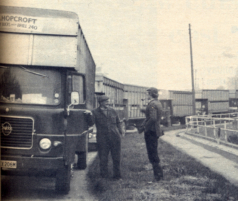 Hopcrofts Transport in 1948